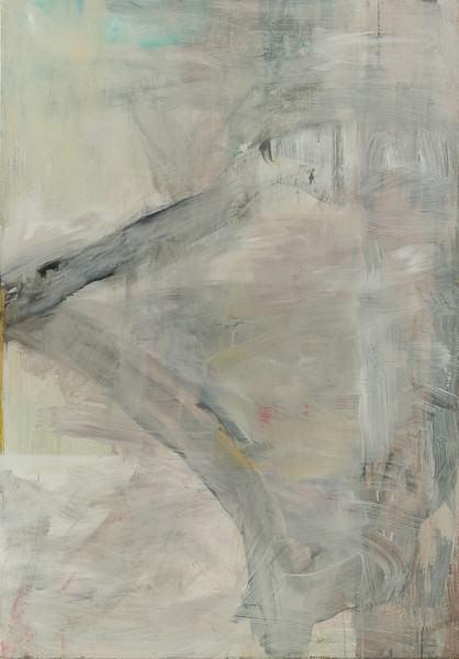 Larry Shineman   IRIDESCENT TUMBLE BRANCHING   60 x 40   acrylic on canvas   2012