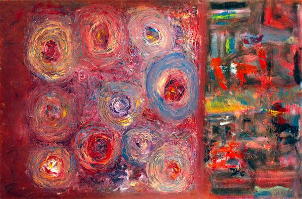 Ira Brukner | MOTION | c.2000-08 | oil on panel