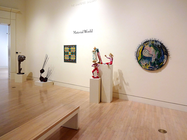 Material World, 2013, Chakeres Gallery