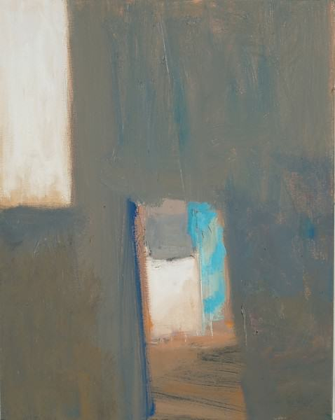 Larry Shineman | IN A ROOM | 20 x 16 | oil on canvas | 2014