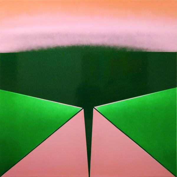 Angelo Ippolito | UNTITLED (GREEN) | 1969