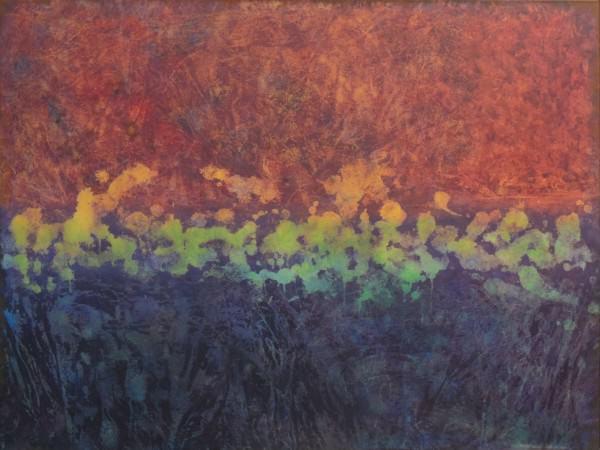 Second Place Amateur Oil/Acrylic | Arelene  Branick | MARCH