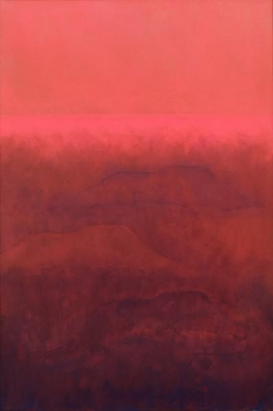 Arlene Branick | KILIMANJARO #2 | acrylic on canvas