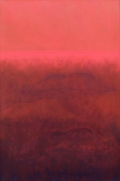 Arlene Branick | KILIMANJARO #2 | acrylic on canvas