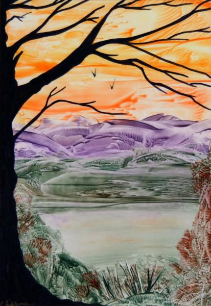 Barbara Edwards | ST. THOMAS | pastel