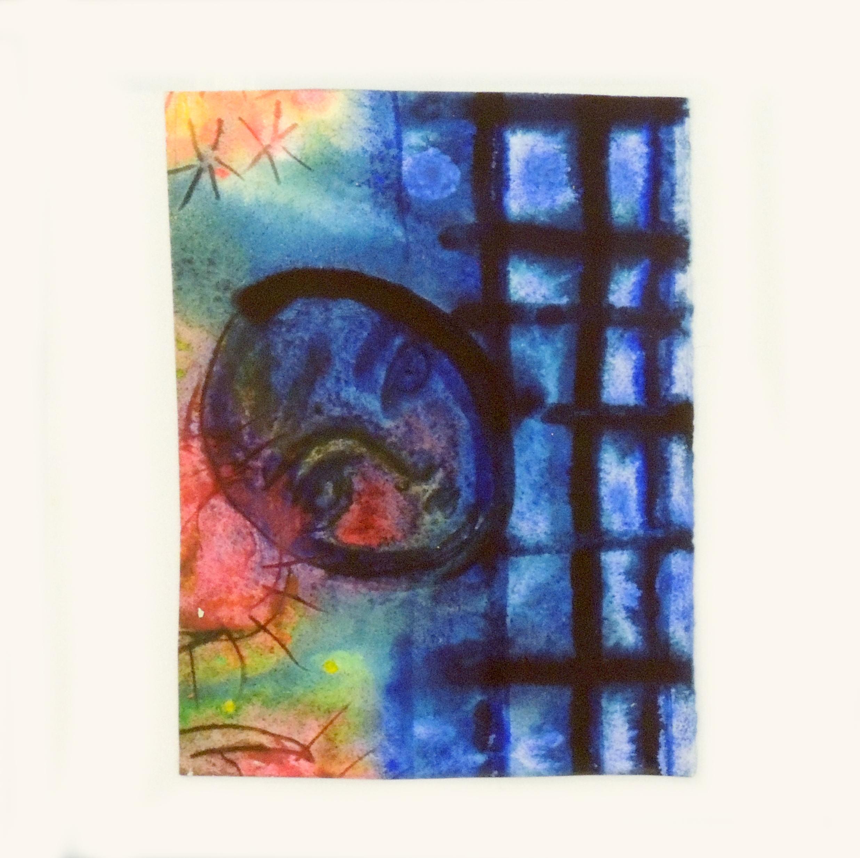 Barbara Stork | UNTITLED | Watercolor