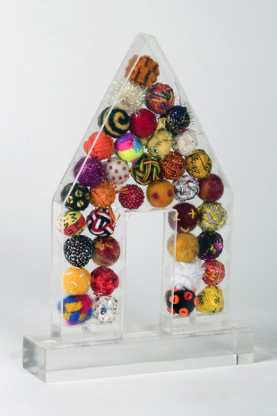 Debby Bewley | ART BALL SERIES | 2012