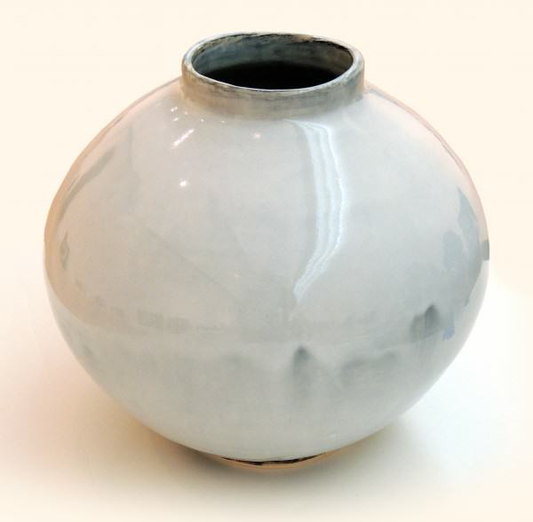 Brian Zimerle | MOON JAR | ceramic