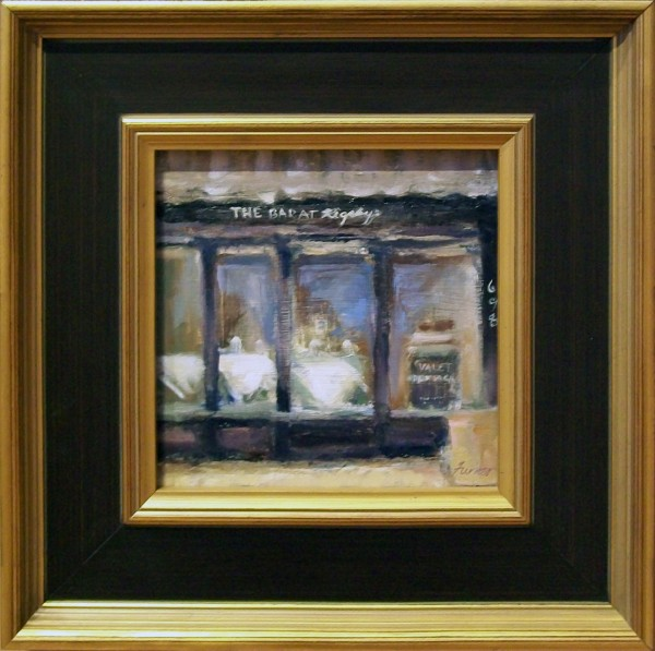 Bridgette Turner | RIGSBY'S BAR | oil | Site Award