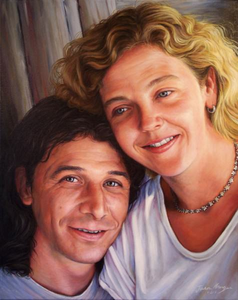 Jason Morgan | BROOKE & TIM | 20 x 24"