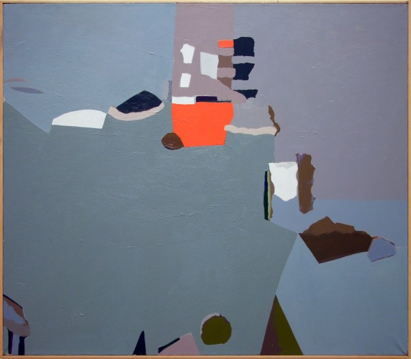 Angelo Ippolito | oil on linen | 1988