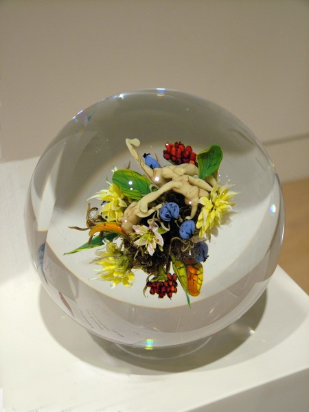 Paul Stankard | ORB BOUQUET
