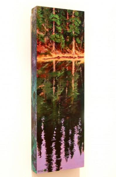 Leonard Williams | FOREST REFLECTIONS | casein