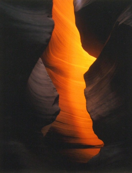 Second Place | Jim Dawson | CANYON GLOW | photograph