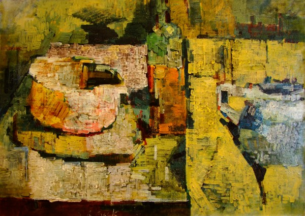 Rosemarie Beck | painting