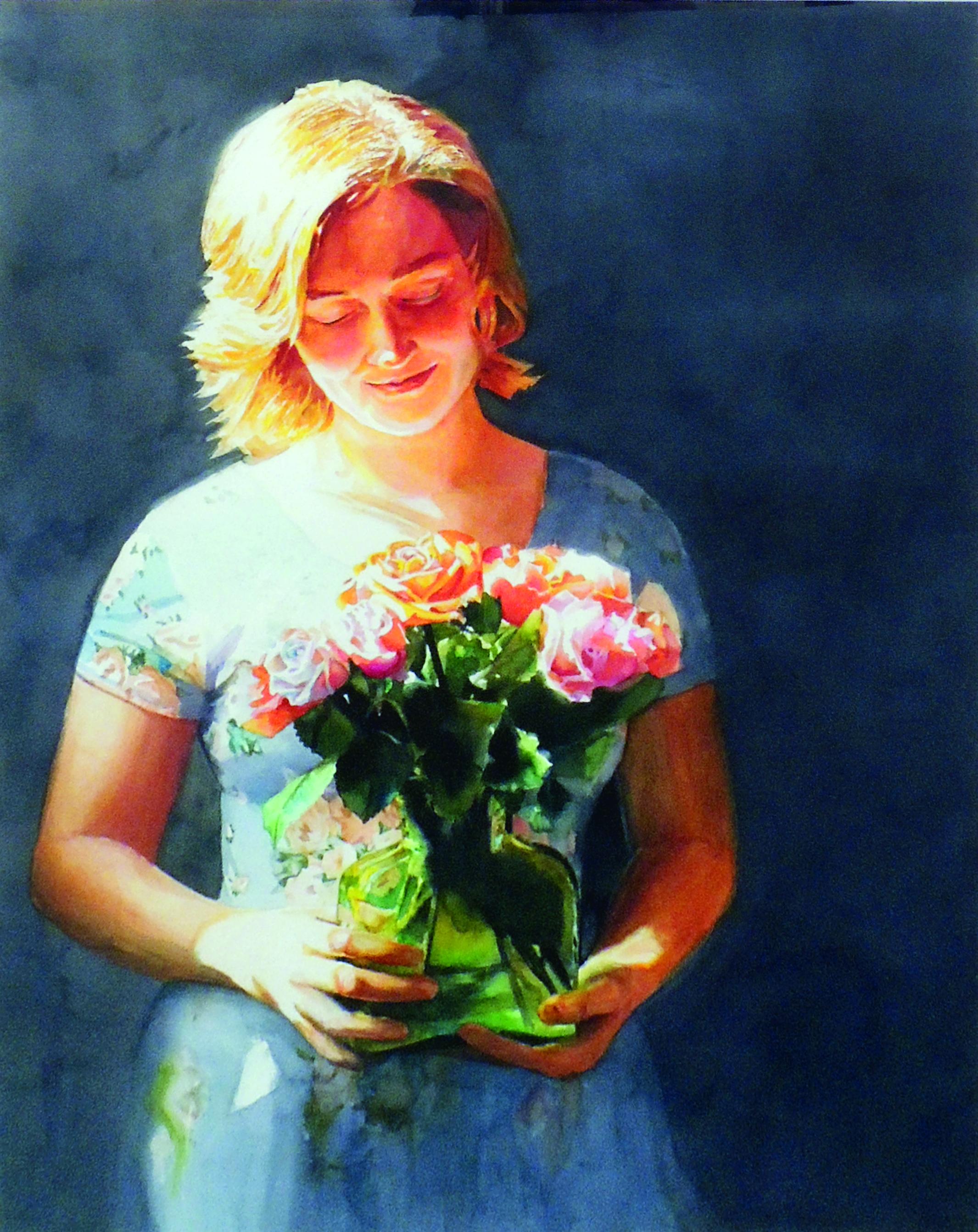 Dan Knepper | THE GIFT | Watercolor