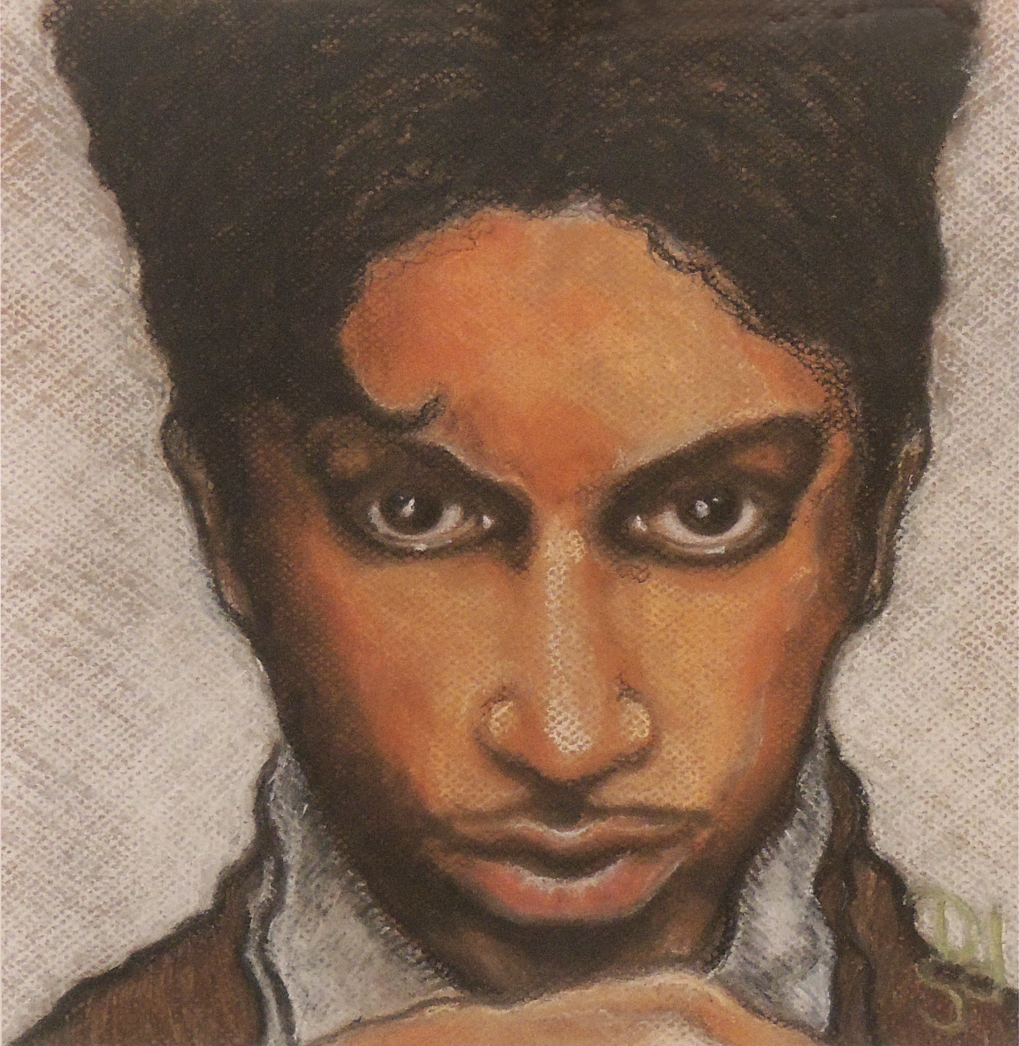 Denise Downs Sutherland | PRINCE ROGERS | Pastel