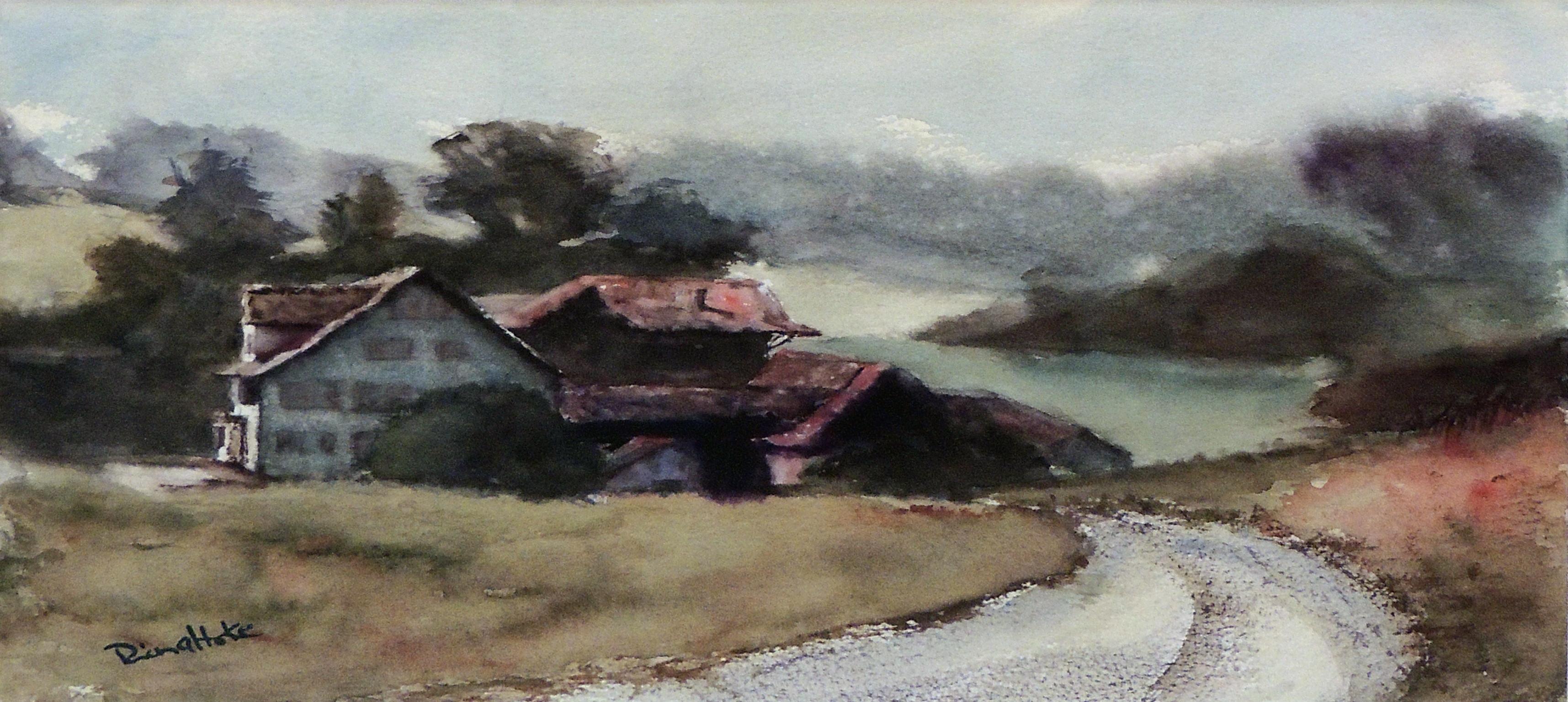 Diana Hoke | STOCKEN | Watercolor