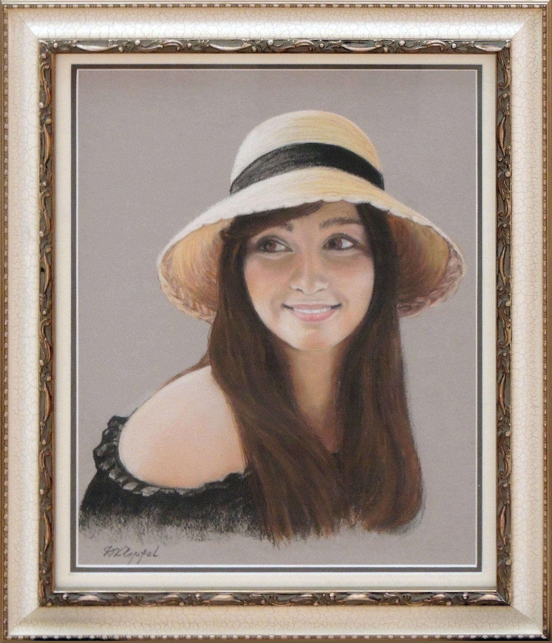 Dina Klipfel | SAN FRANCISCO GIRL | pastel
