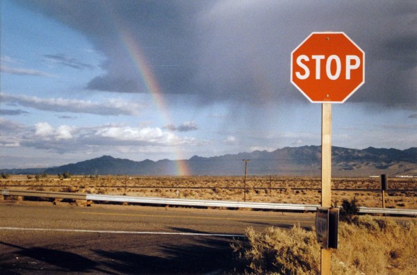 Shellee Graham | RAINBOW STOP NEAR BARSTOW, CA