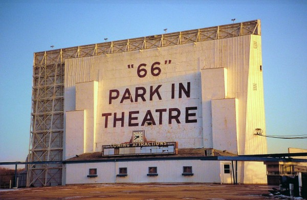 "Shellee Graham | ""66"" PARK IN THEATRE – CRESTWOOD, MO"