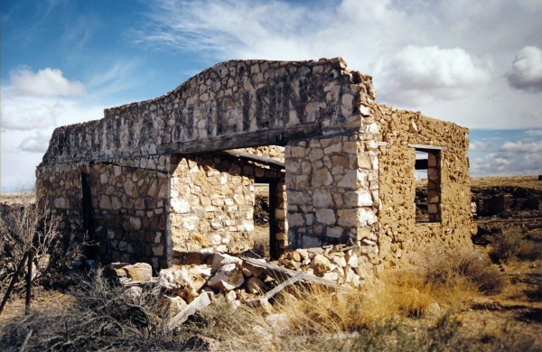 Shellee Graham | RUINS AT TWO GUNS, AZ