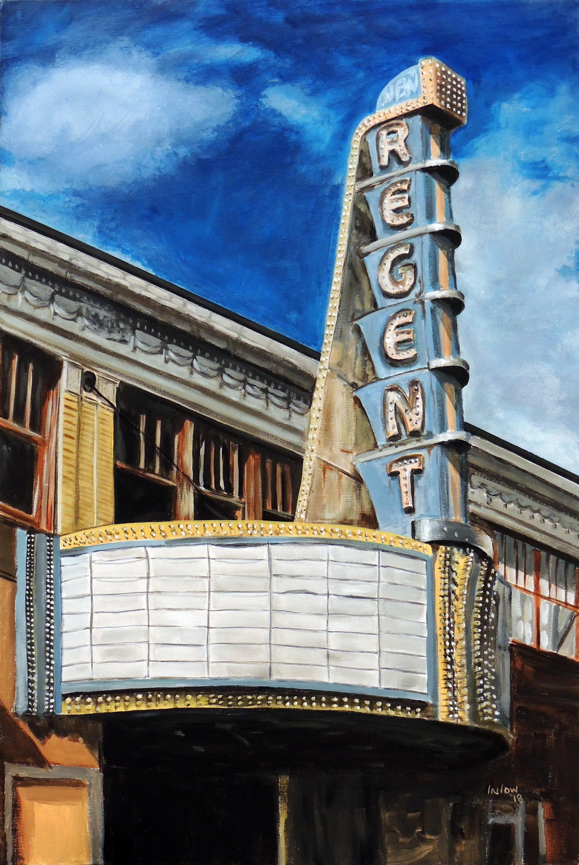 Eric Inlow | REGENT | Acrylic