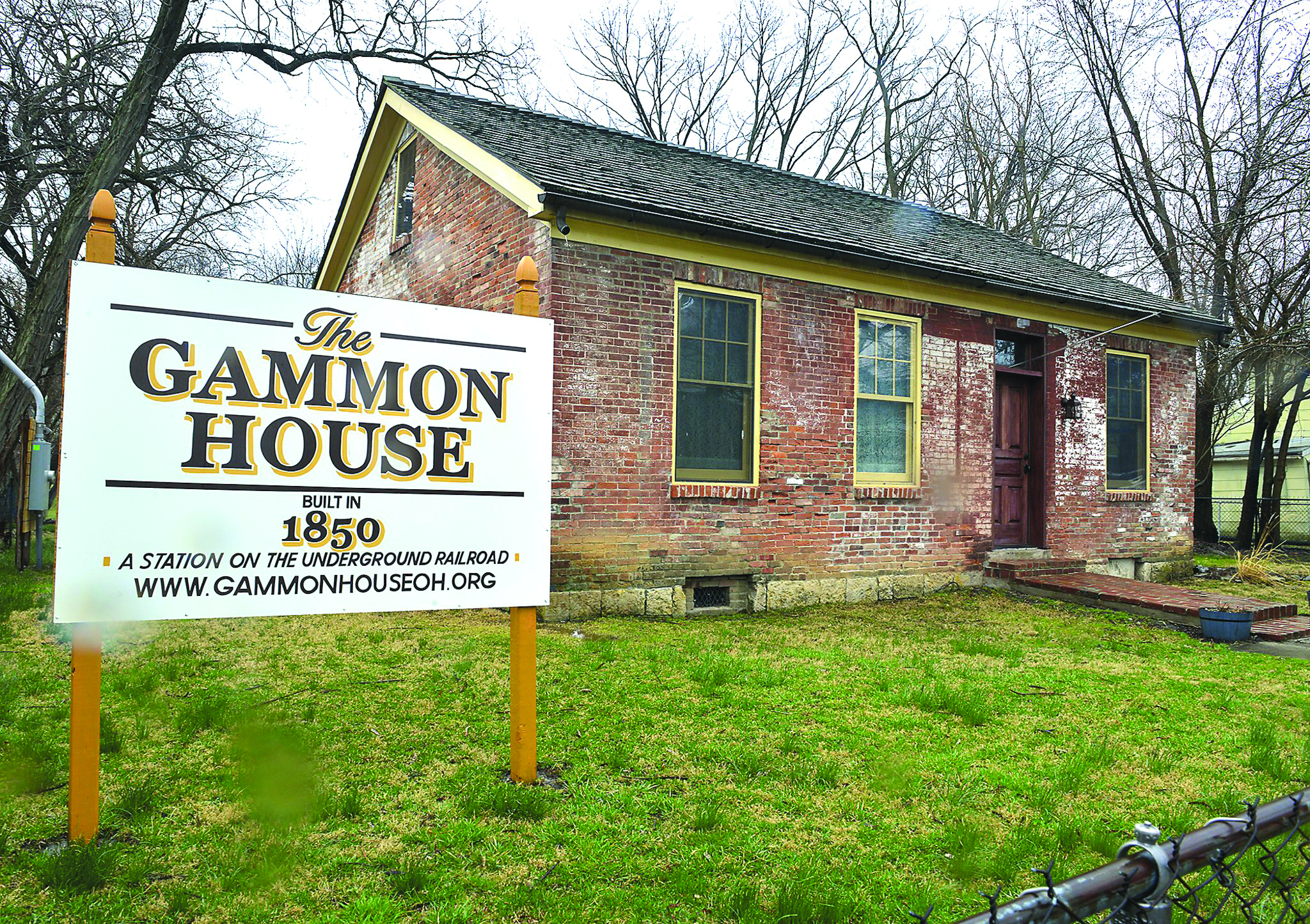 Gammon House