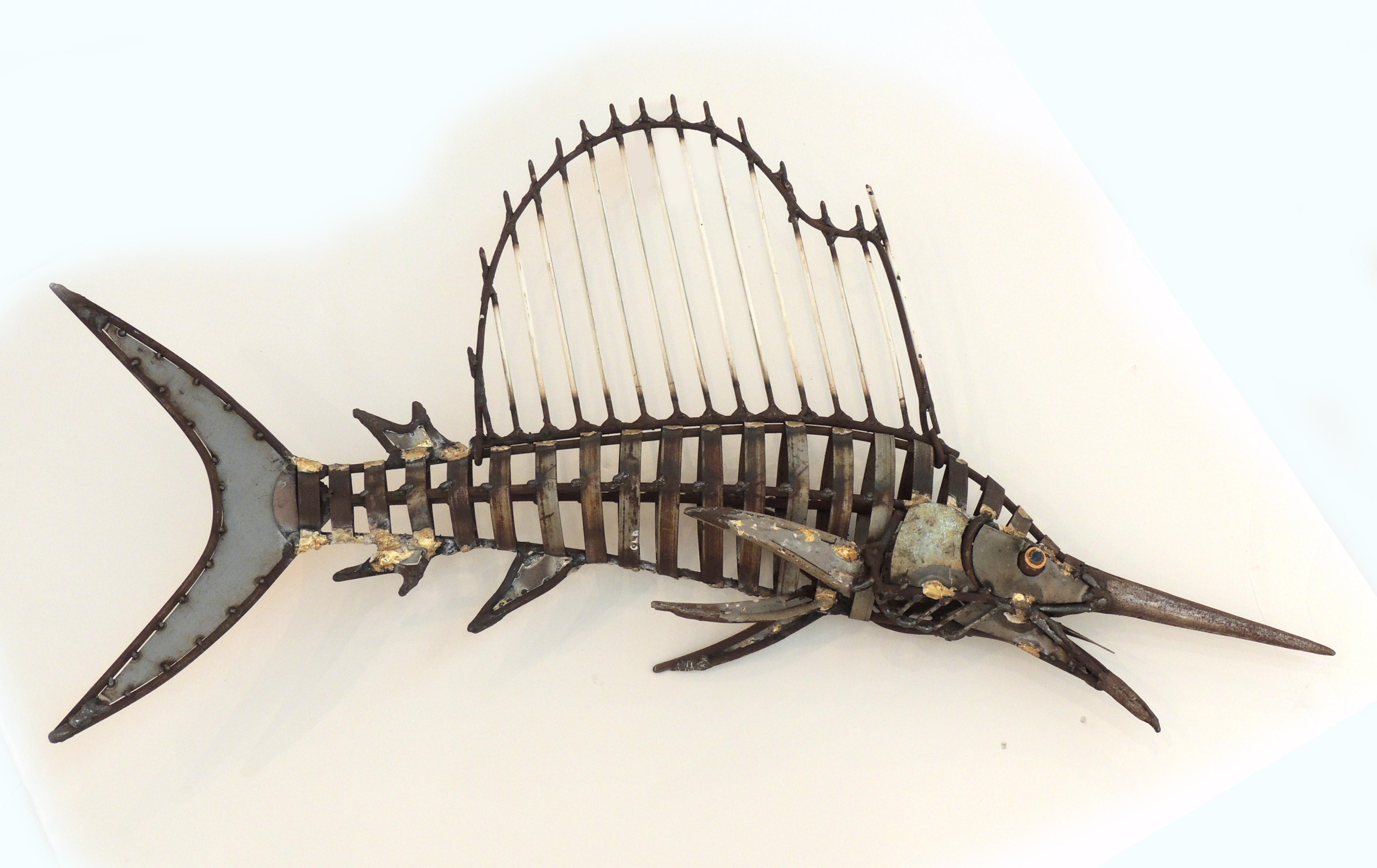 Grant Des Combes | SAIL FISH | Metal