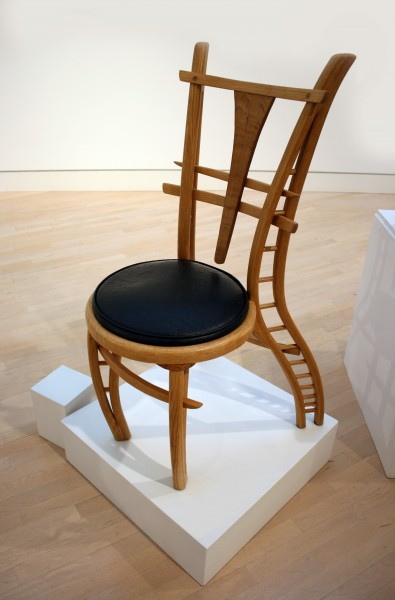 Third Place: Professional | Susan Broidy | RIB CHAIR | wood