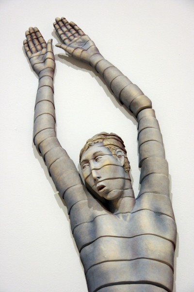 Beverly Mayeri | LITHE DIVER | ceramic | 1990
