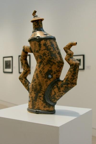 Scott Dooley | TEAPOT | ceramic | 2008