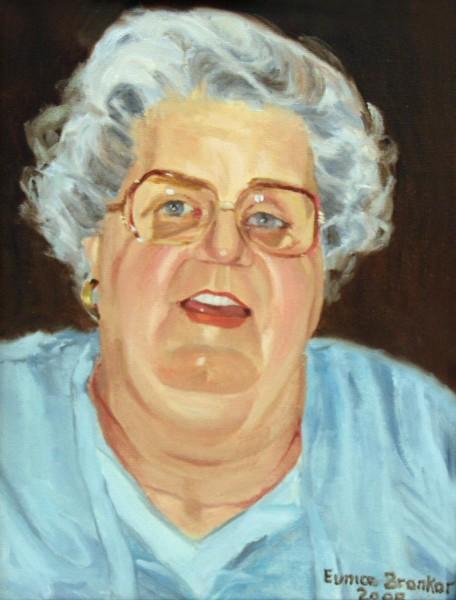 Eunice Bronkor | 2008