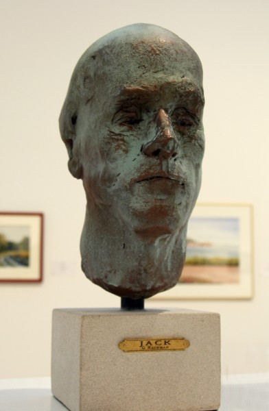 George Hageman | JACK | clay | 2006