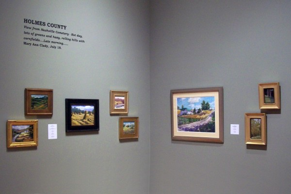 Images of Holmes County | Ohio Plein Air Society | 2012