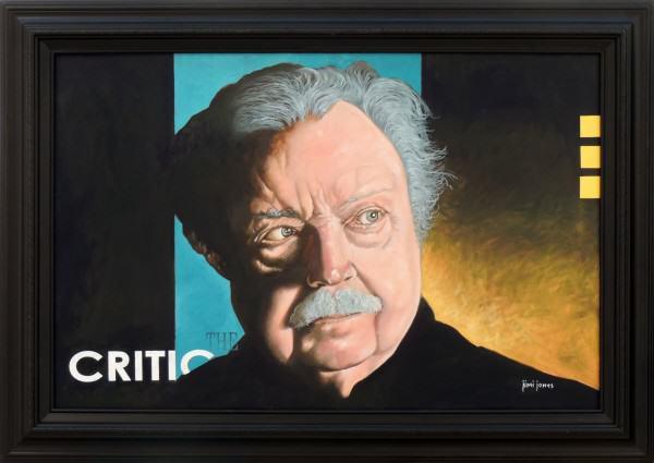 JimiJones | OWEN FINDSEN THE ART CRITIC | oil on canvas