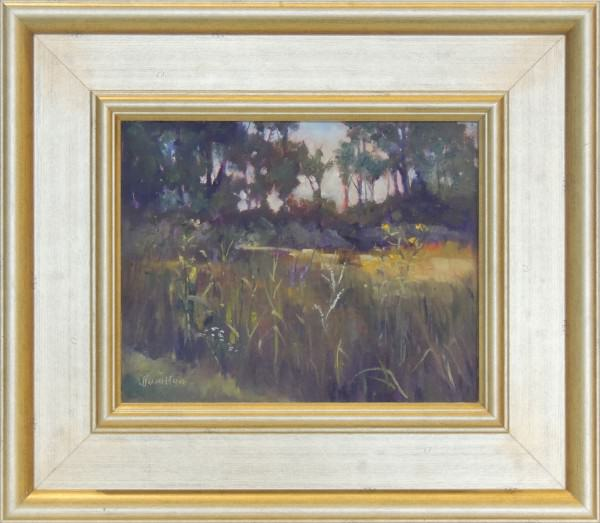 Judy Walton | KINGWOOD PRAIRIE MORNING | oil | 8 x 10""