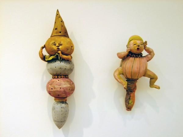Juliellen Byrne | BABY RATTLES | ceramic