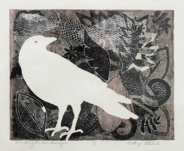 Kathryn Pitstick | BUFERTS DOCK | silkscreen print