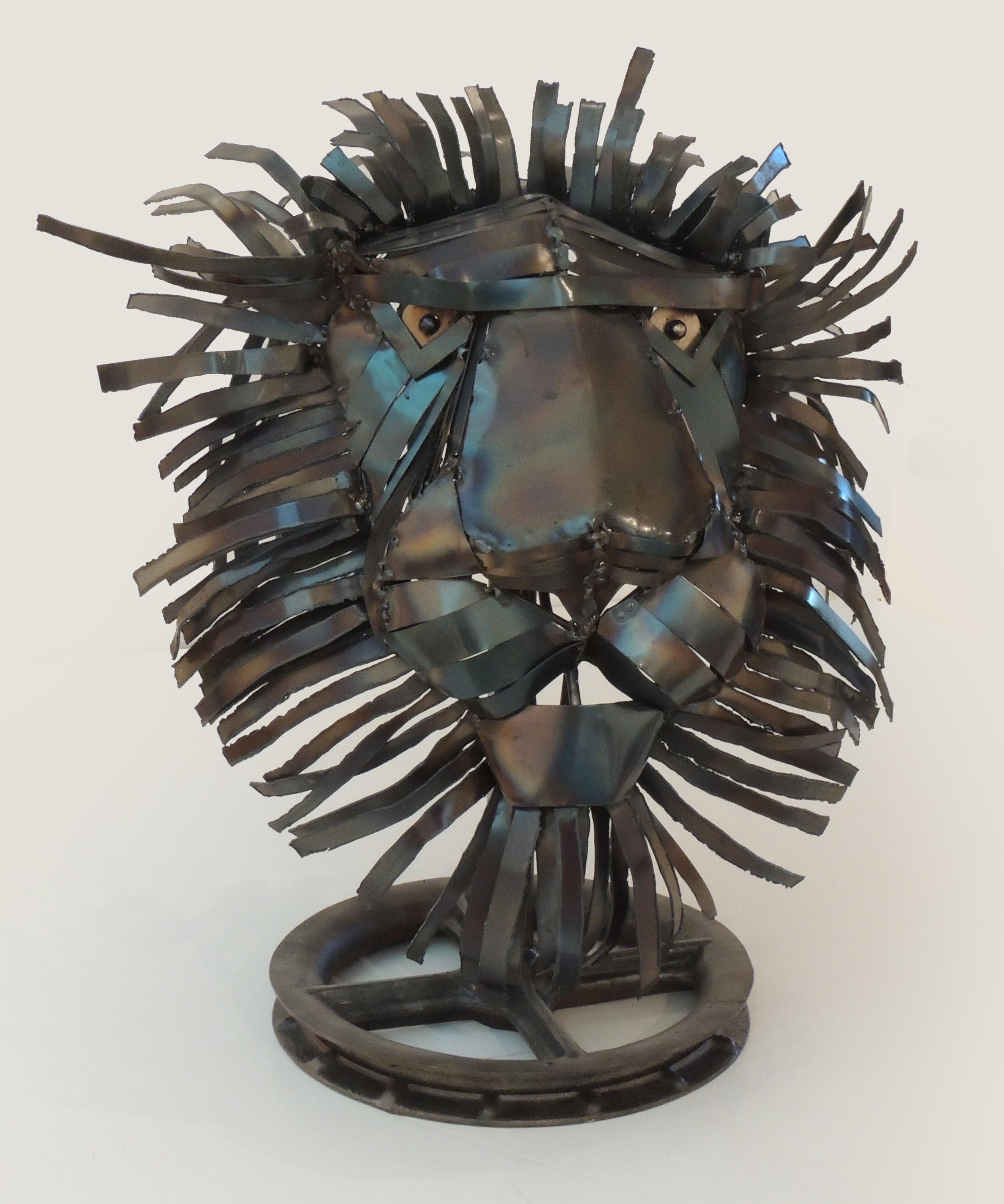 Marie McConnaughey | LION'S MANE | Metal