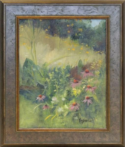 """Peg Vasil   QUEEN OF THE PRAIRIE   oil   10 x 8"""""""
