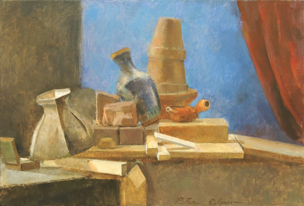 """Peter Colquhoun 