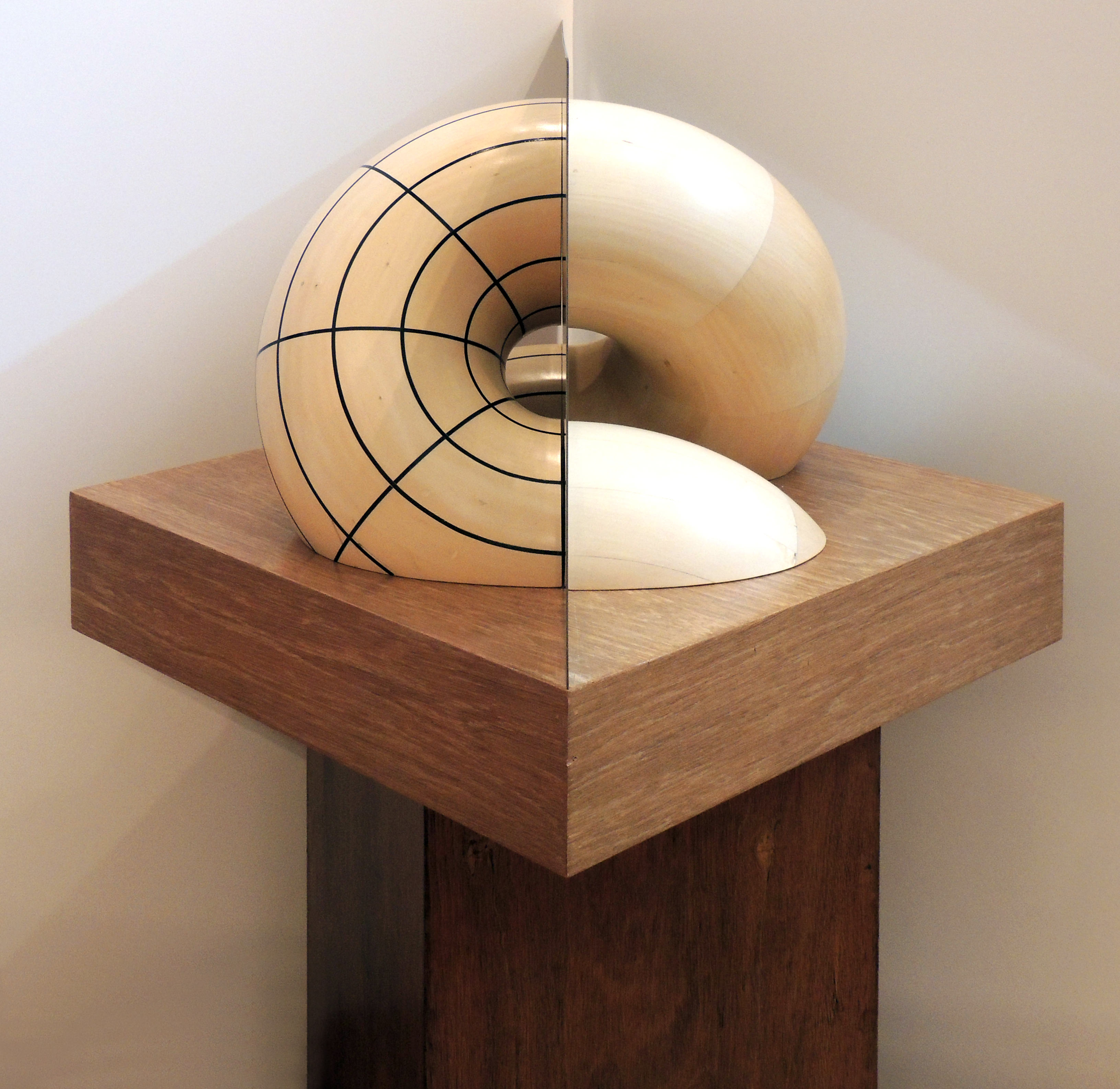 Ralph Williams | UNTITLED | wood and metal (second view)