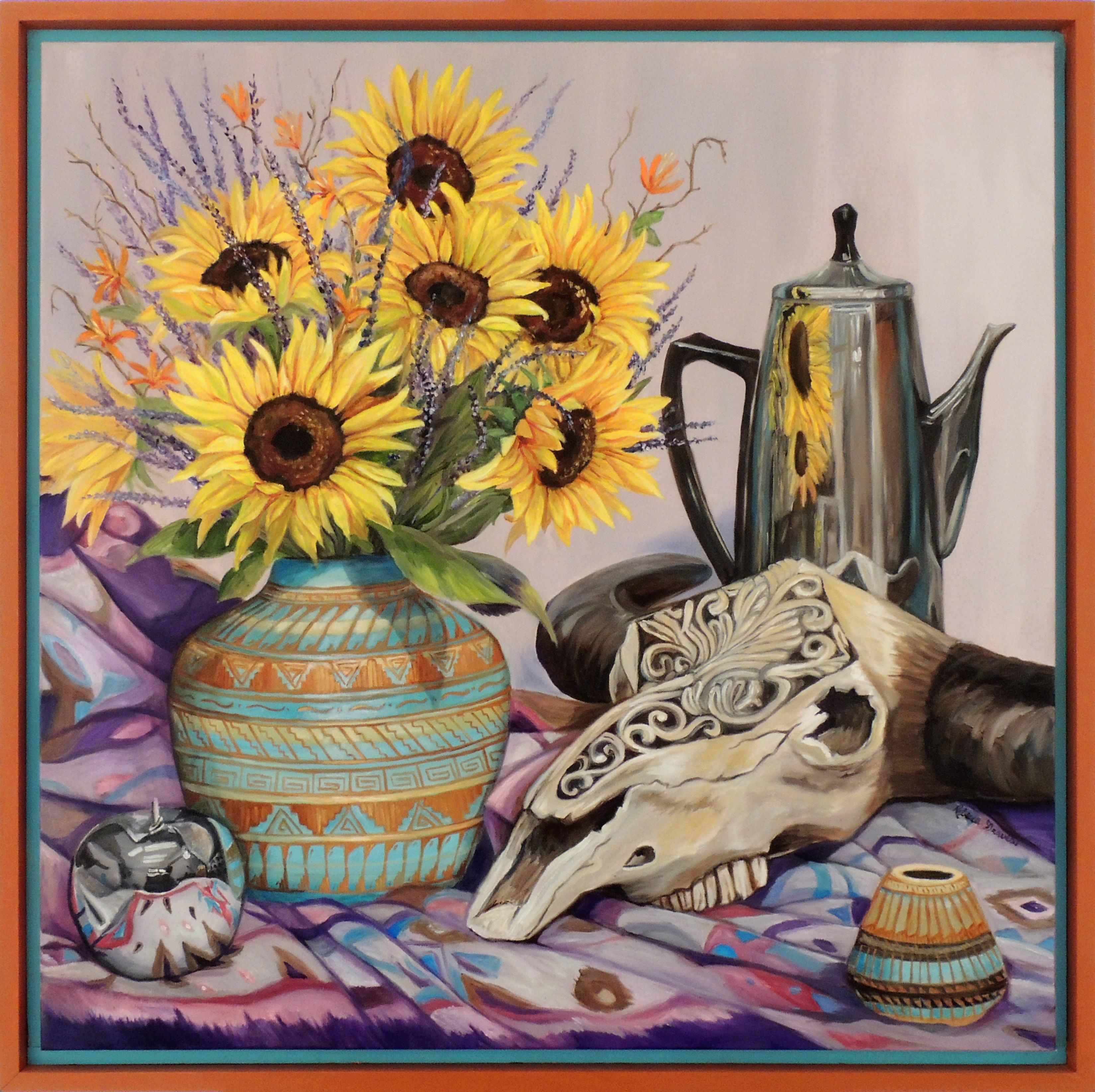 Rebecca Graves | DIALOGUE | Oils