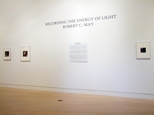 Robert C. May – Recording the Energy of Light
