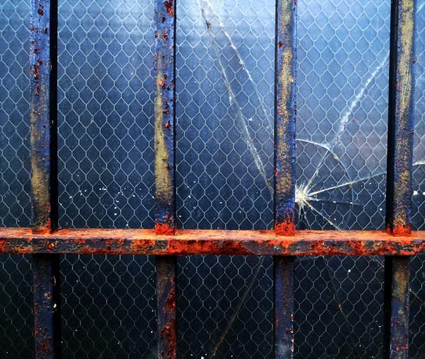 Rachel Littleton | RUSTY GATE | photograph | 2014