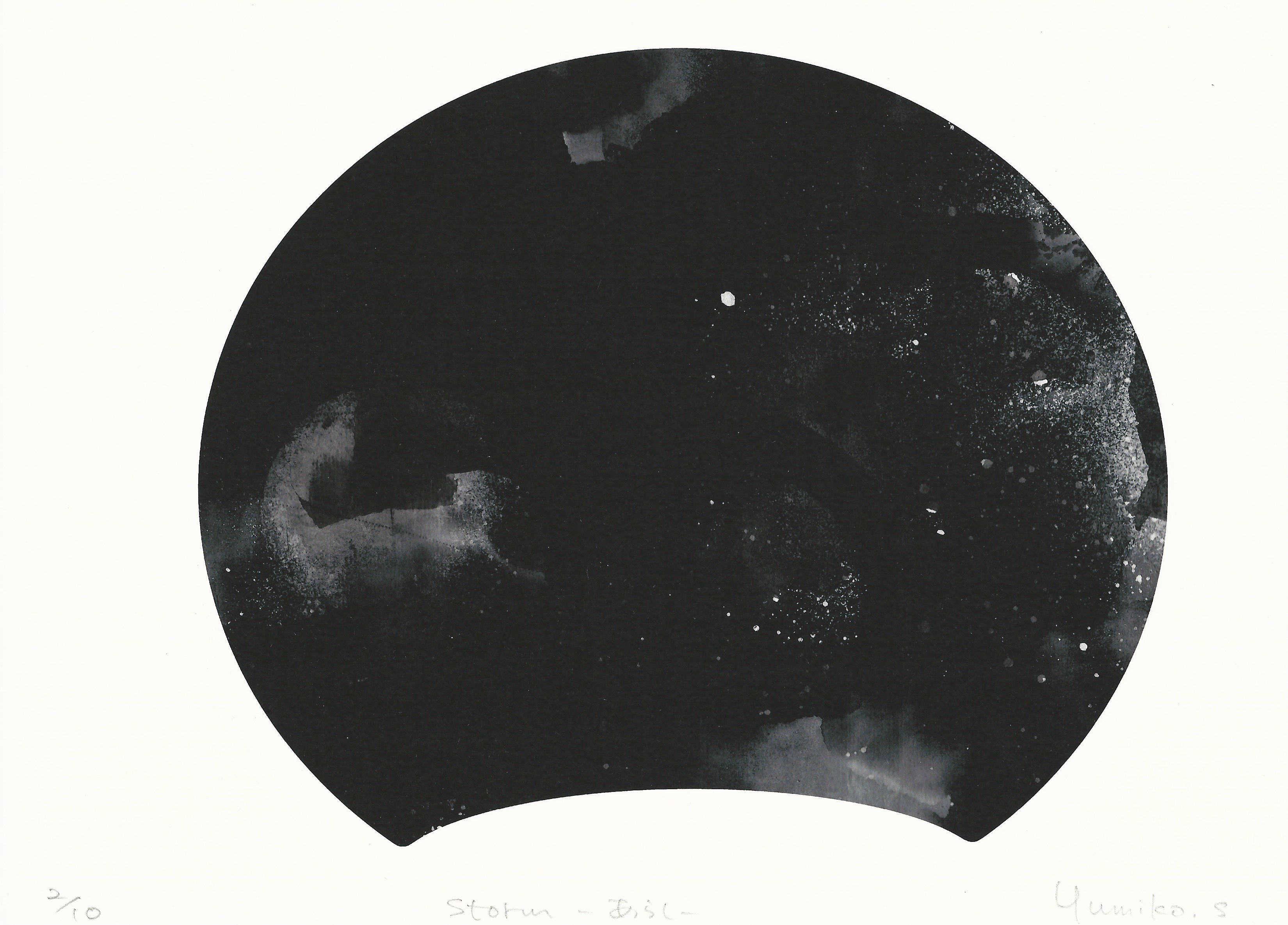 Sou Yumiko | STORM | archival digital print | 7x9 | 2016