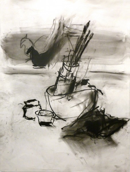 "Larry Shineman | TABLE TOP | 24"" x 18"" 