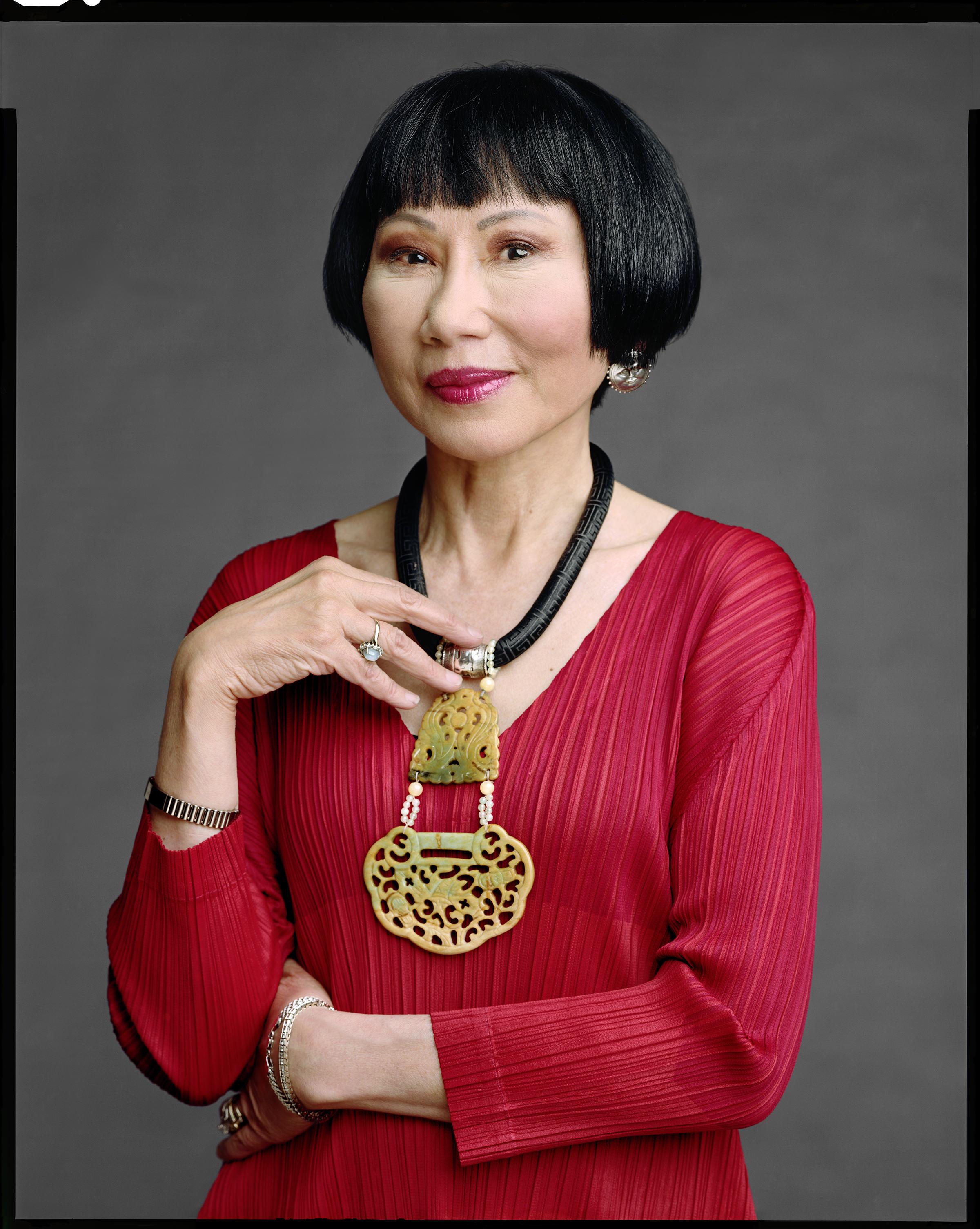 1952: Amy Tan, author