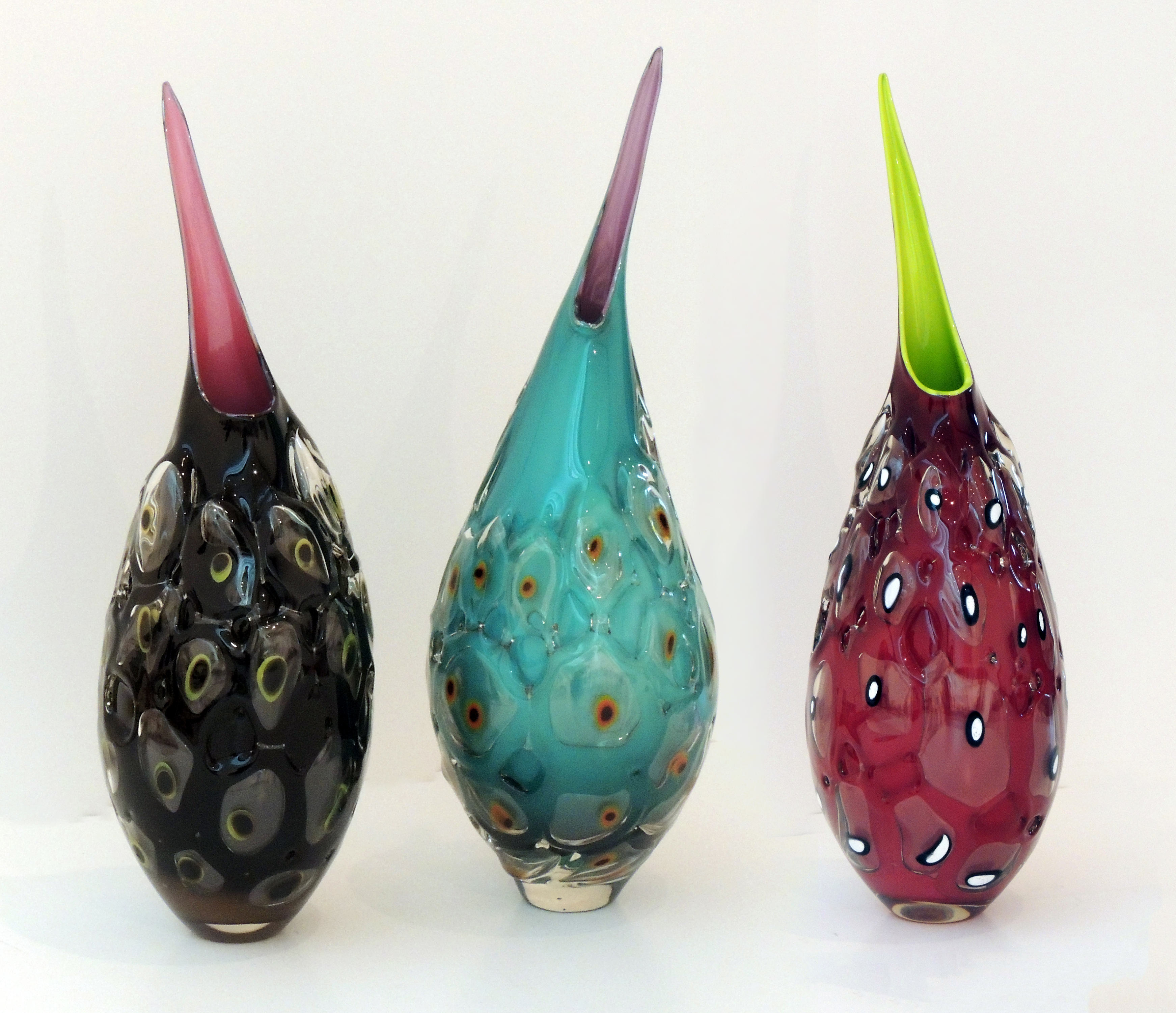 Third Place | Dustin Wagner | GLASTROPOD | Blown glass